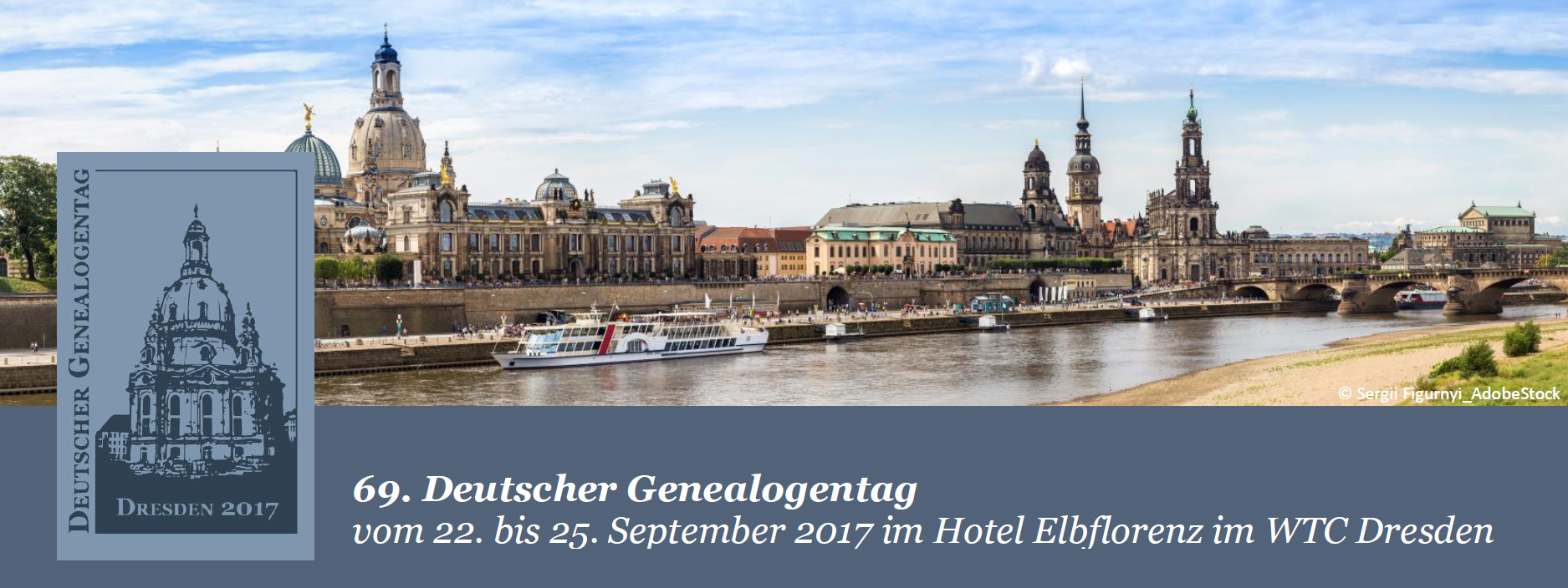 69. Deutscher Genealogentag in Dresden